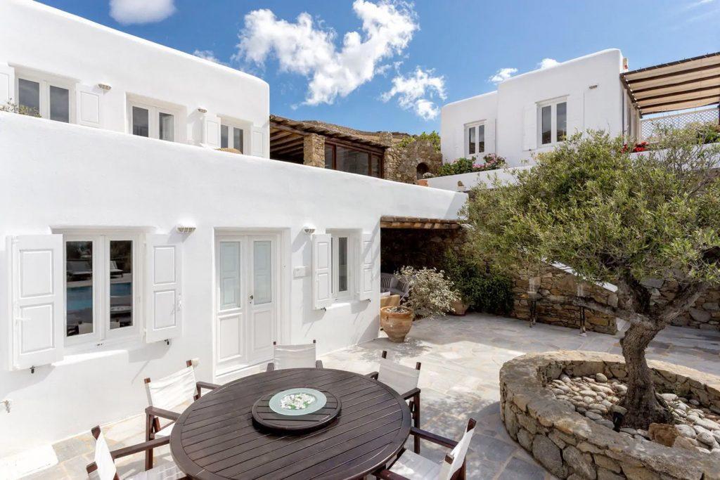 Mykonos Luxury Villa Ariel 4