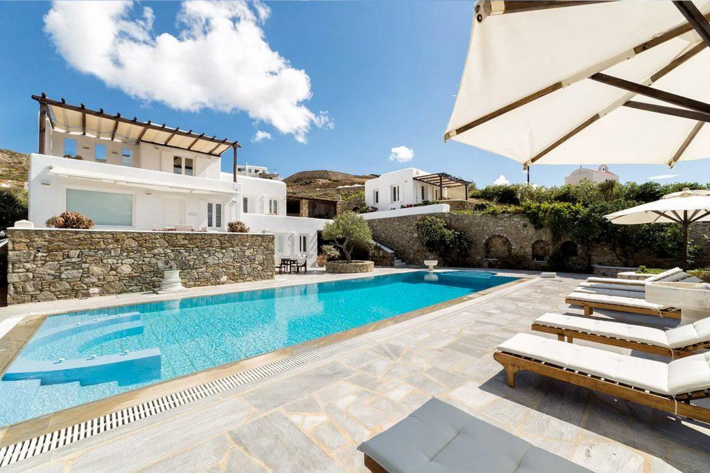 Mykonos Luxury Villa Ariel3