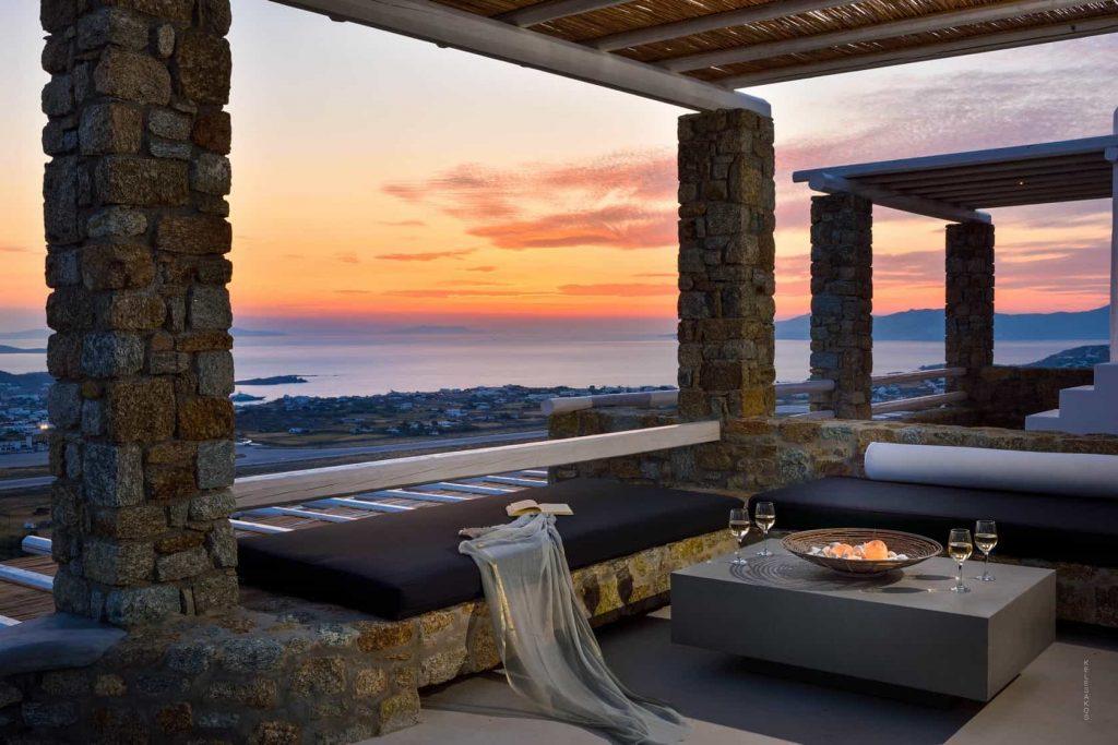 Mykonos luxury villa Athina1