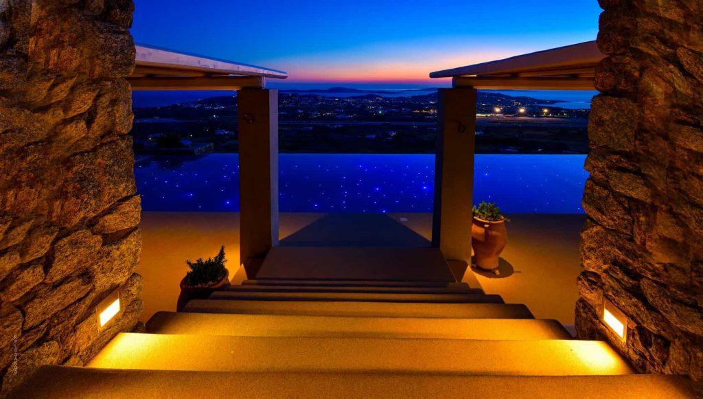 Mykonos luxury villa Athina13