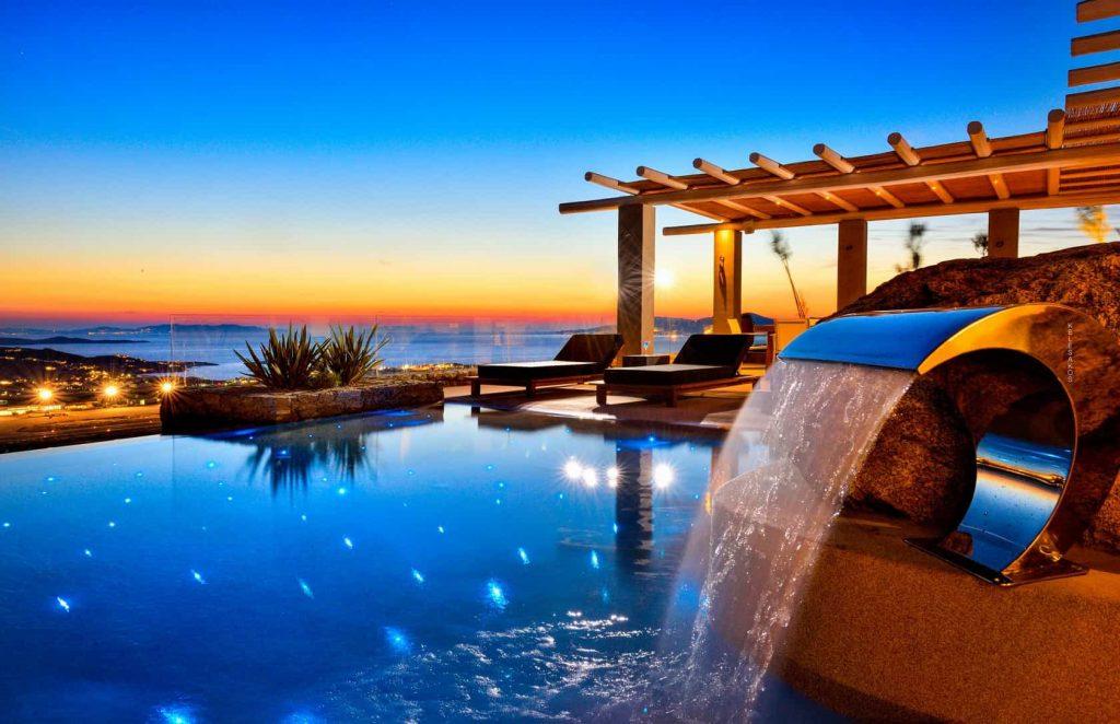 Mykonos luxury villa Athina14