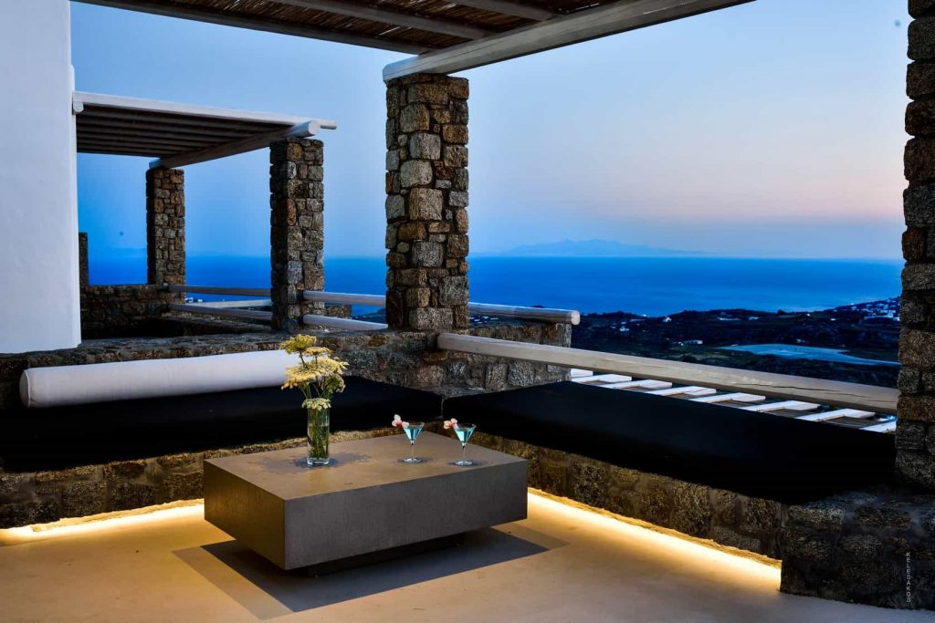Mykonos luxury villa Athina2