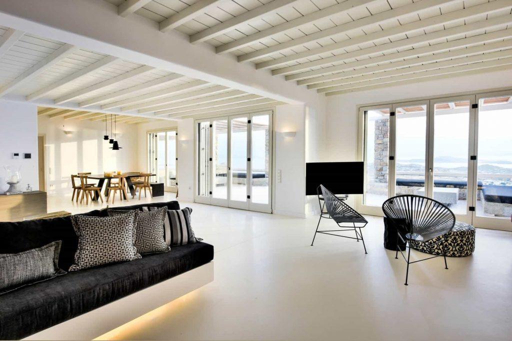 Mykonos luxury villa Athina22