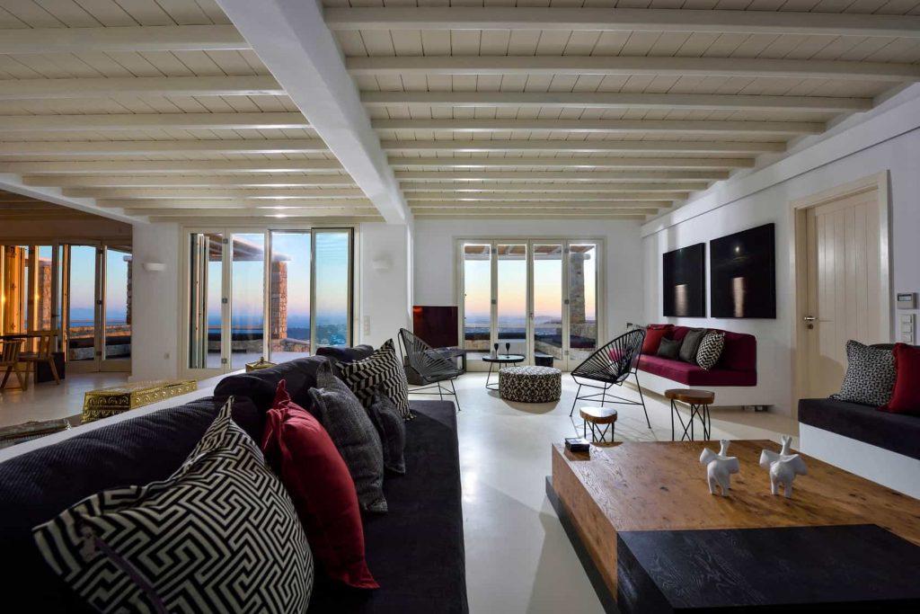 Mykonos luxury villa Athina27