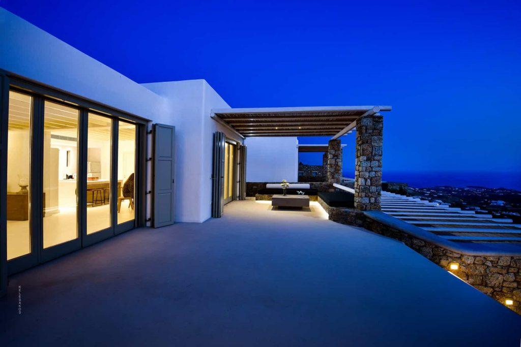 Mykonos luxury villa Athina3
