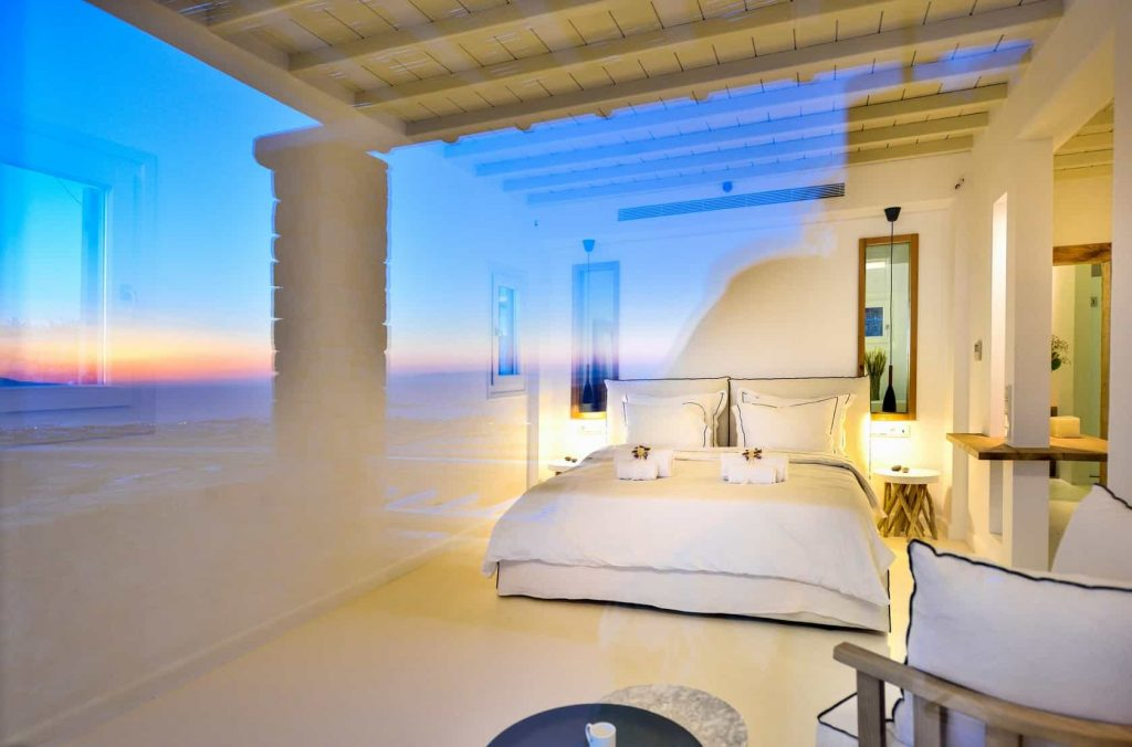 Mykonos luxury villa Athina32