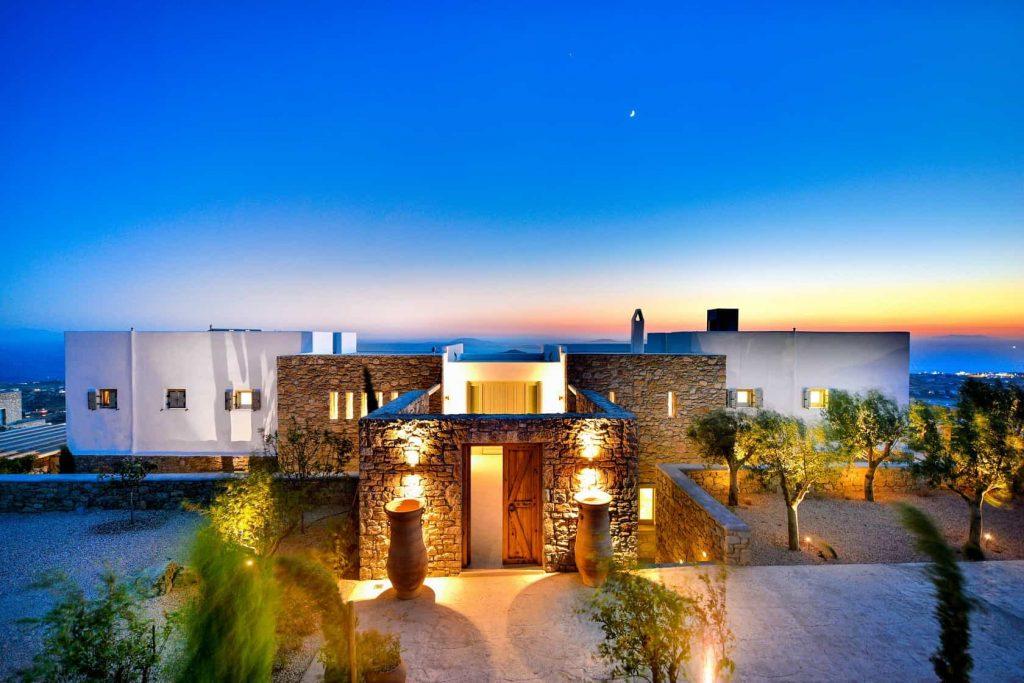 Mykonos luxury villa Athina34