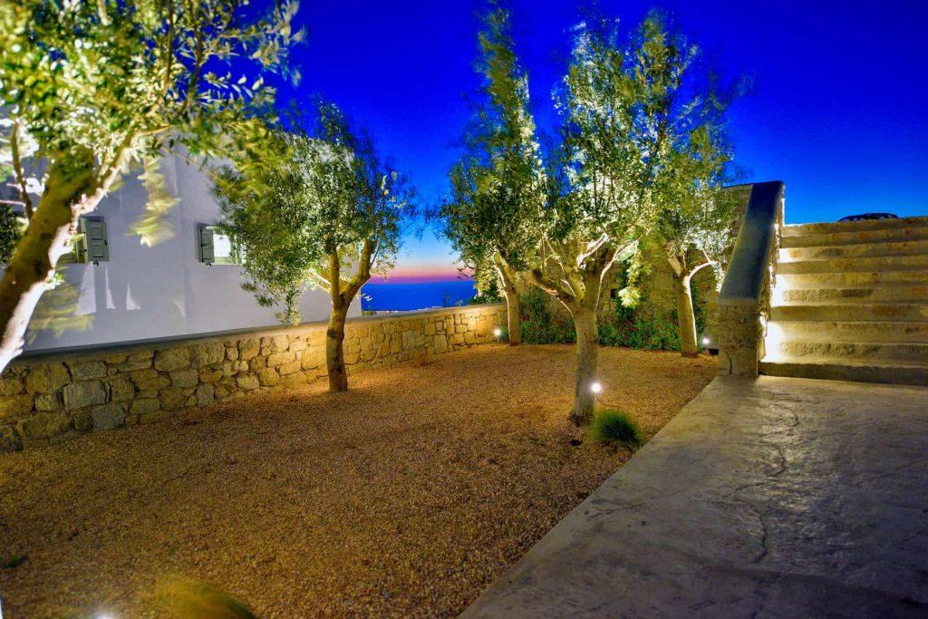 Mykonos luxury villa Athina35