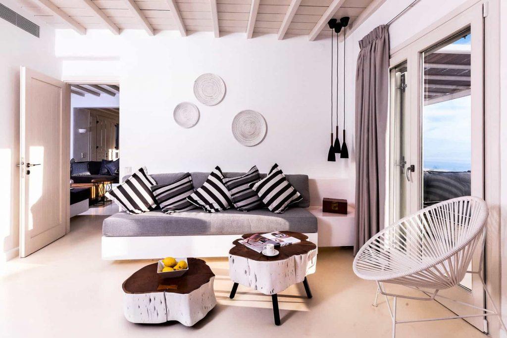 Mykonos luxury villa Athina38