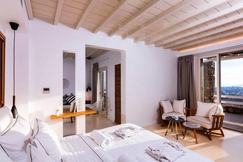 Mykonos luxury villa Athina39