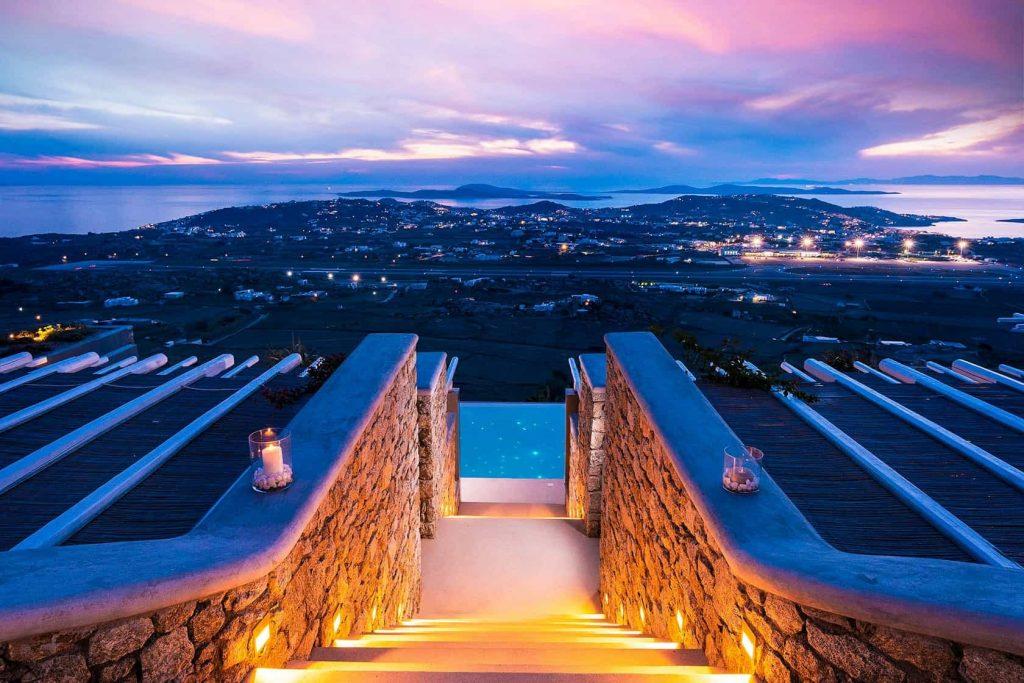 Mykonos luxury villa Athina41