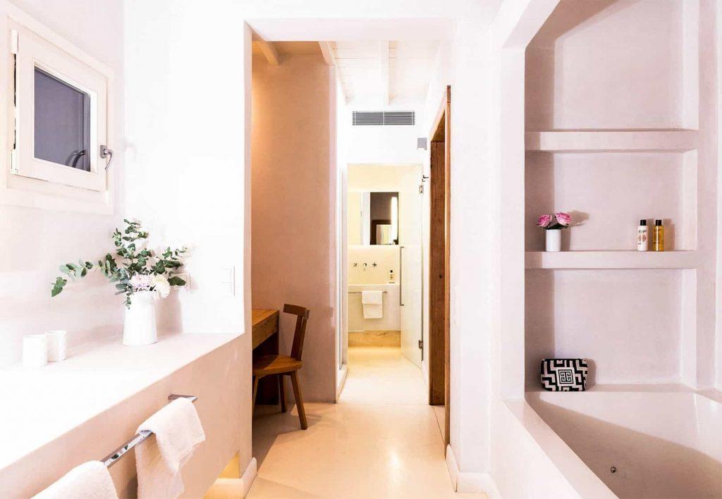 Mykonos luxury villa Athina42