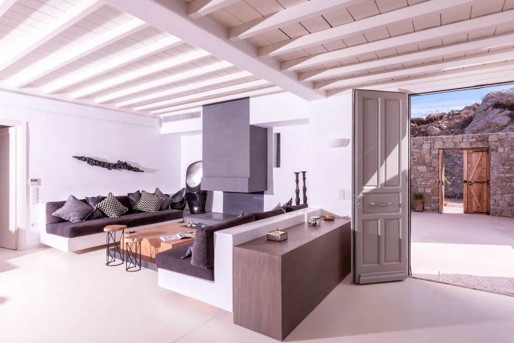 Mykonos luxury villa Athina43