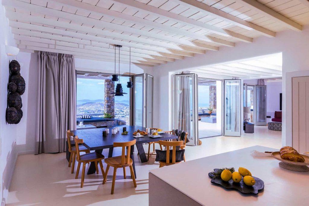 Mykonos luxury villa Athina44