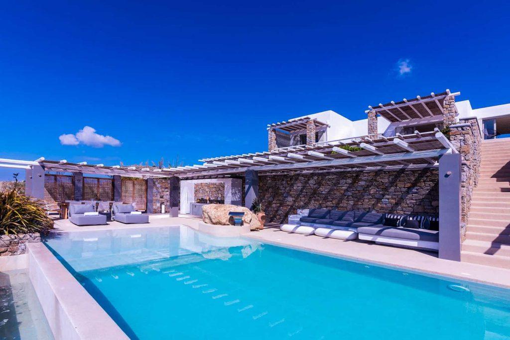 Mykonos luxury villa Athina46