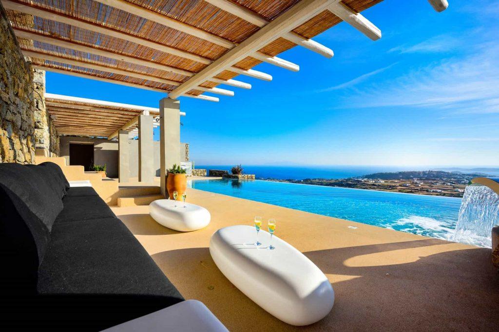Mykonos luxury villa Athina7