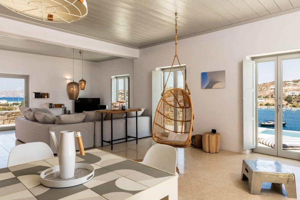 Mykonos luxury villa Bella11
