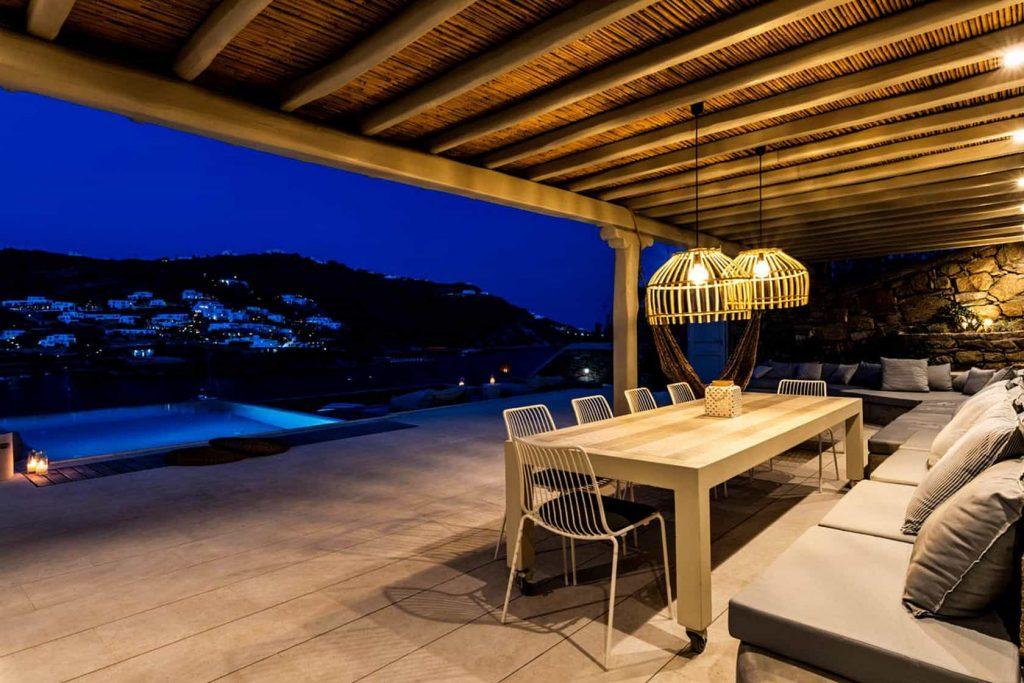 Mykonos luxury villa Bella12