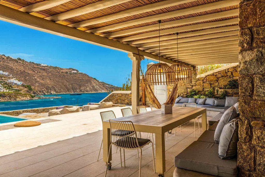 Mykonos luxury villa Bella13