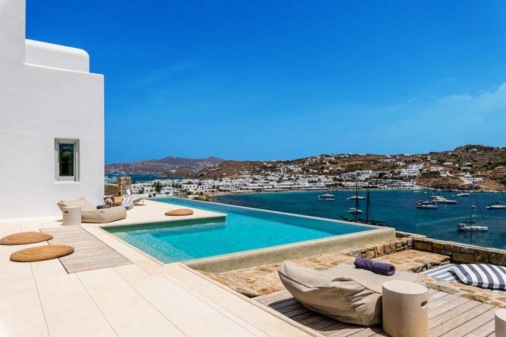 Mykonos luxury villa Bella14