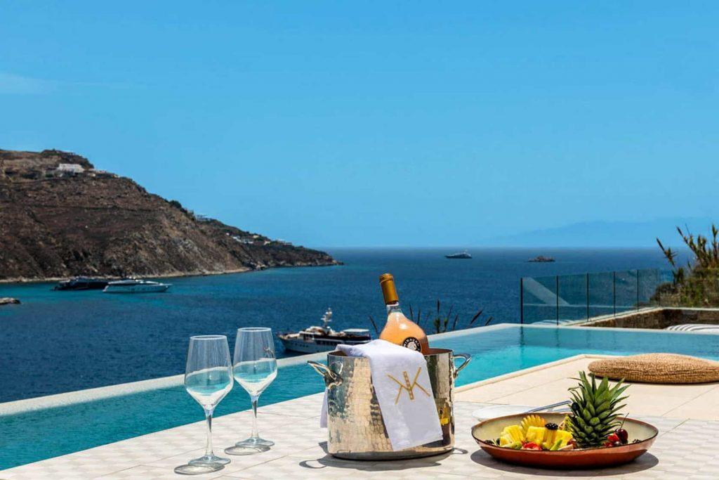 Mykonos luxury villa Bella15
