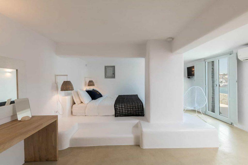 Mykonos luxury villa Bella21