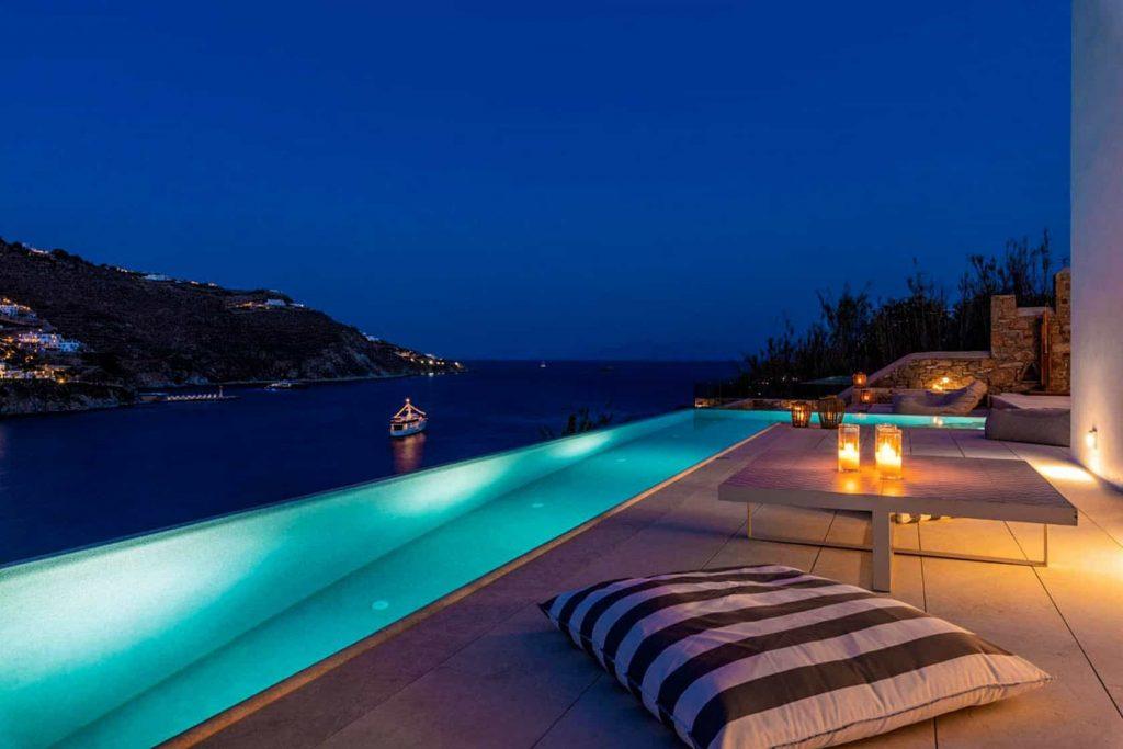 Mykonos luxury villa Bella22