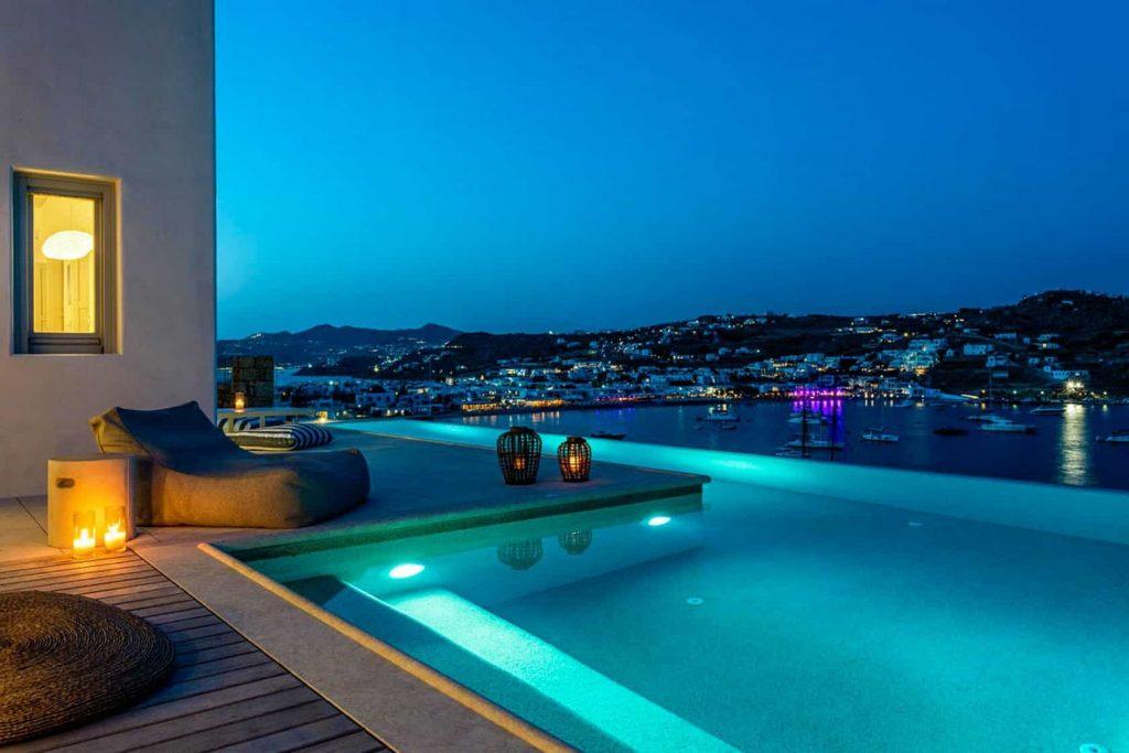 Mykonos luxury villa Bella23