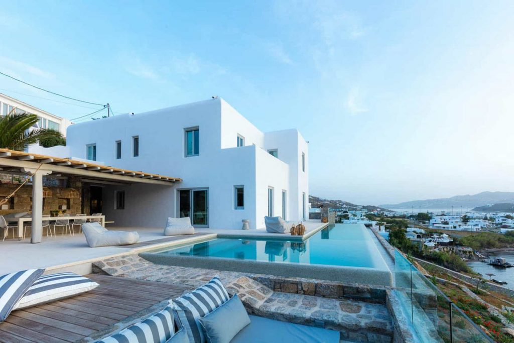 Mykonos luxury villa Bella3