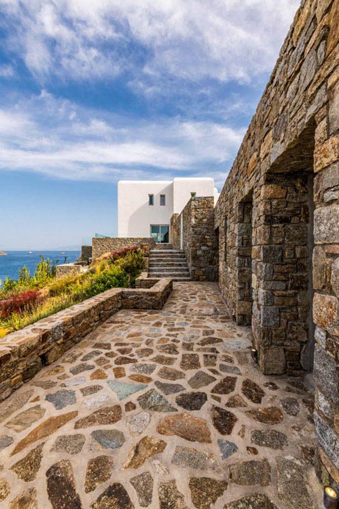 Mykonos luxury villa Bella33