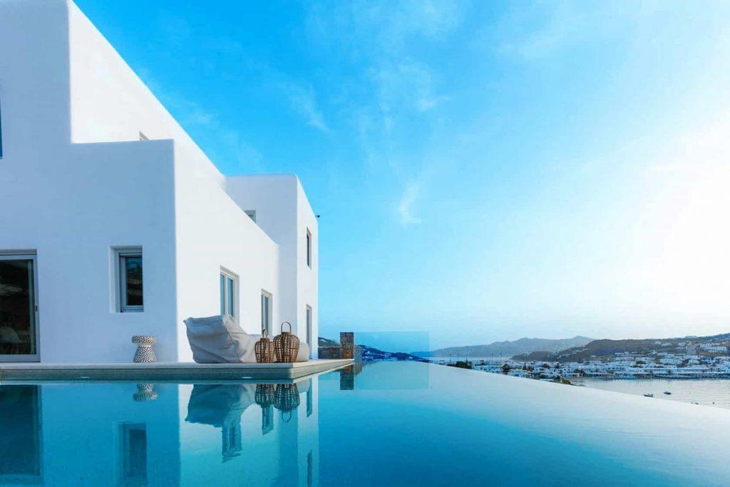 Mykonos luxury villa Bella4