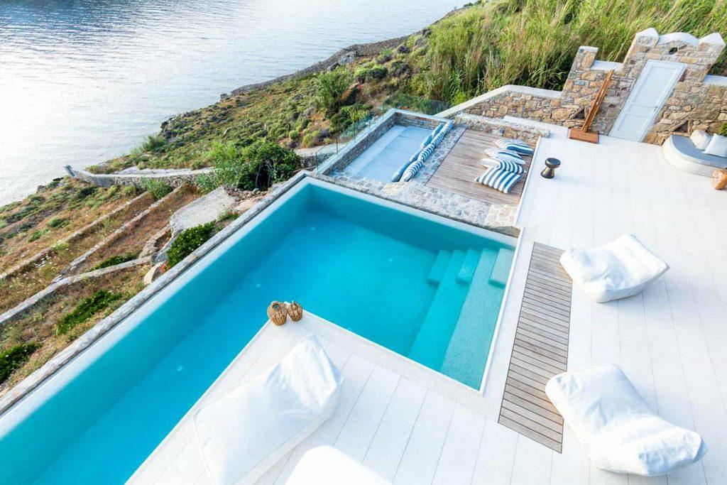 Mykonos luxury villa Bella5
