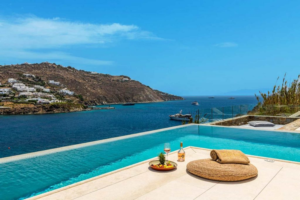 Mykonos luxury villa Bella6