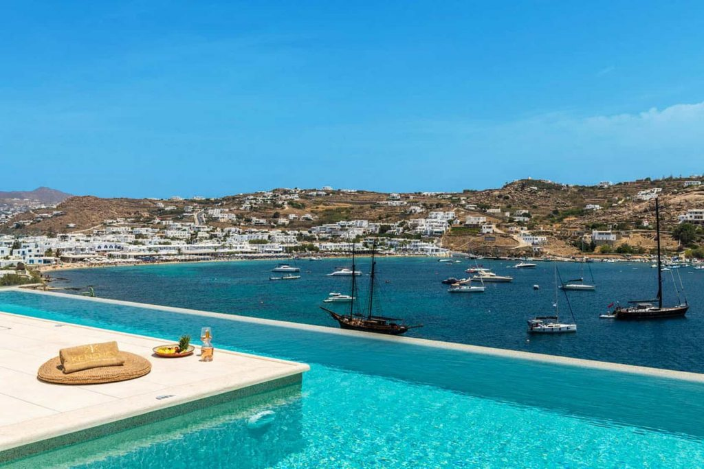 Mykonos luxury villa Bella7