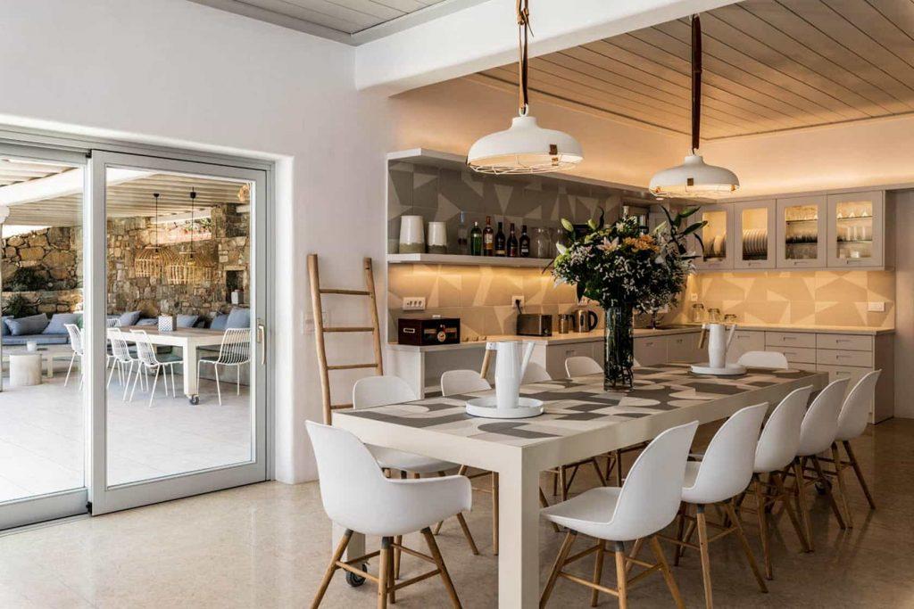 Mykonos luxury villa Bella9