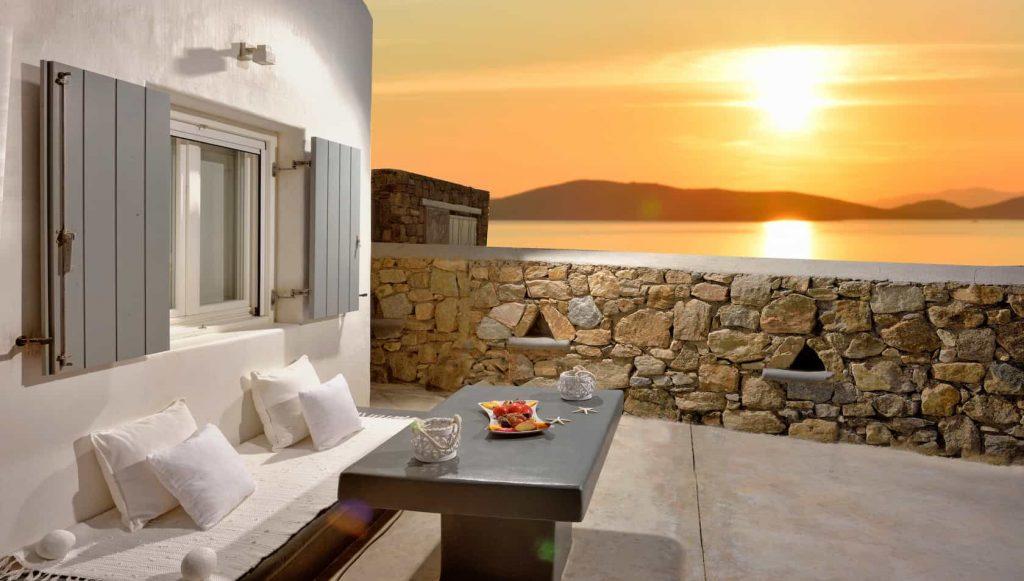 Mykonos luxury villa BlancaUno12