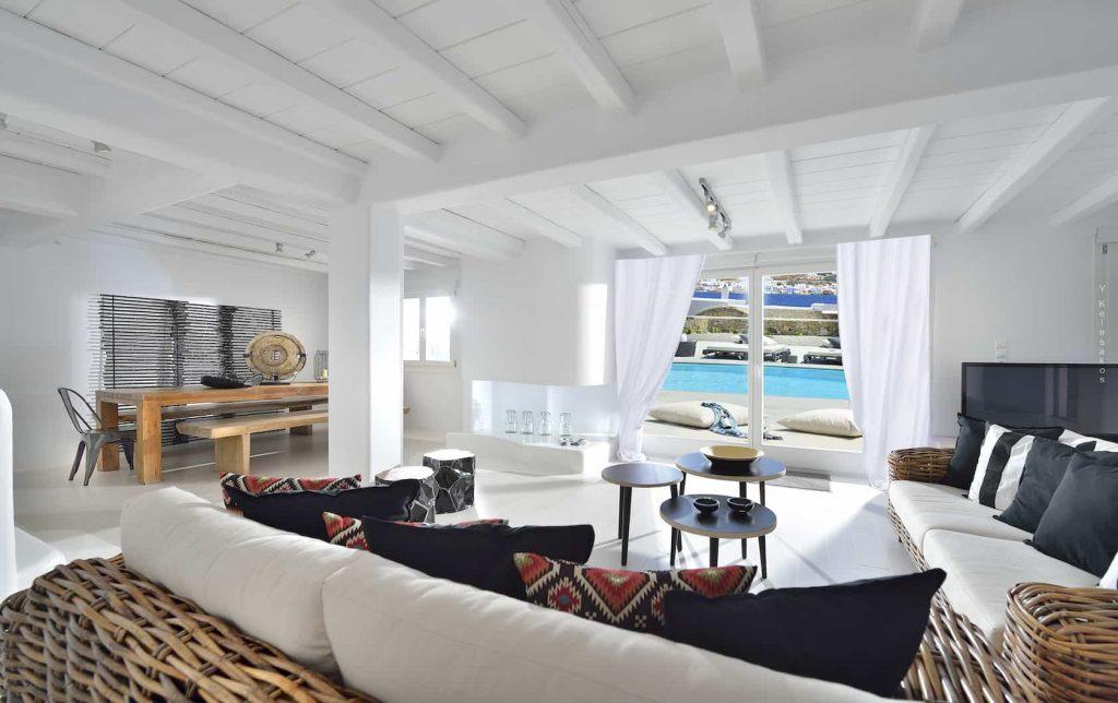 Mykonos luxury villa BlancaUno16