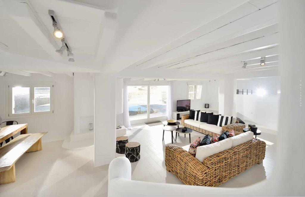 Mykonos luxury villa BlancaUno22