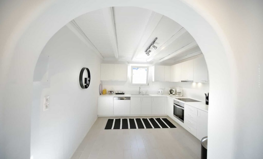 Mykonos luxury villa BlancaUno24