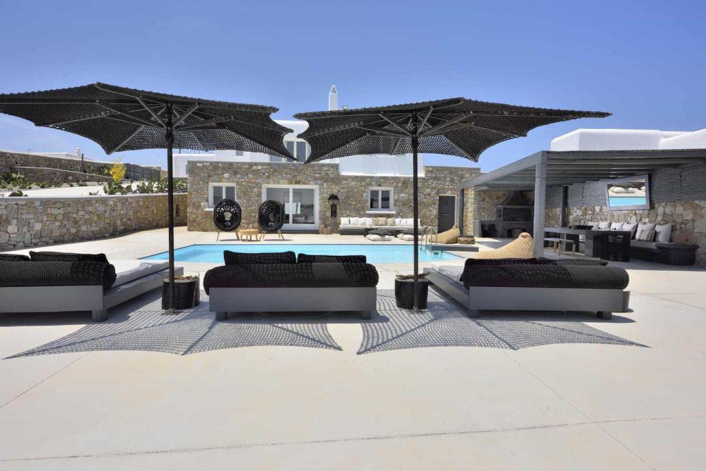 Mykonos luxury villa BlancaUno41