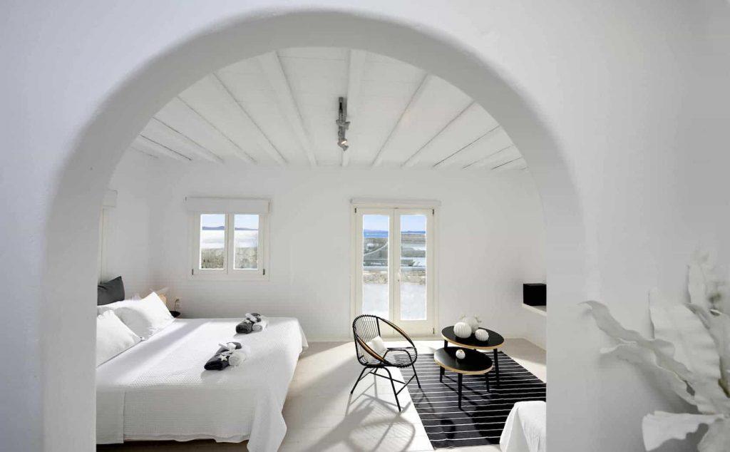 Mykonos luxury villa BlancaUno5