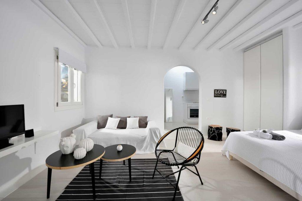 Mykonos luxury villa BlancaUno7