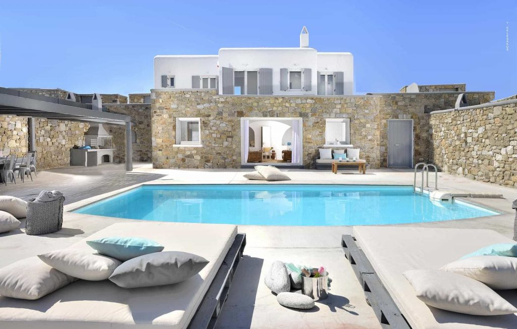 Mykonos luxury villa BlancaDuo1