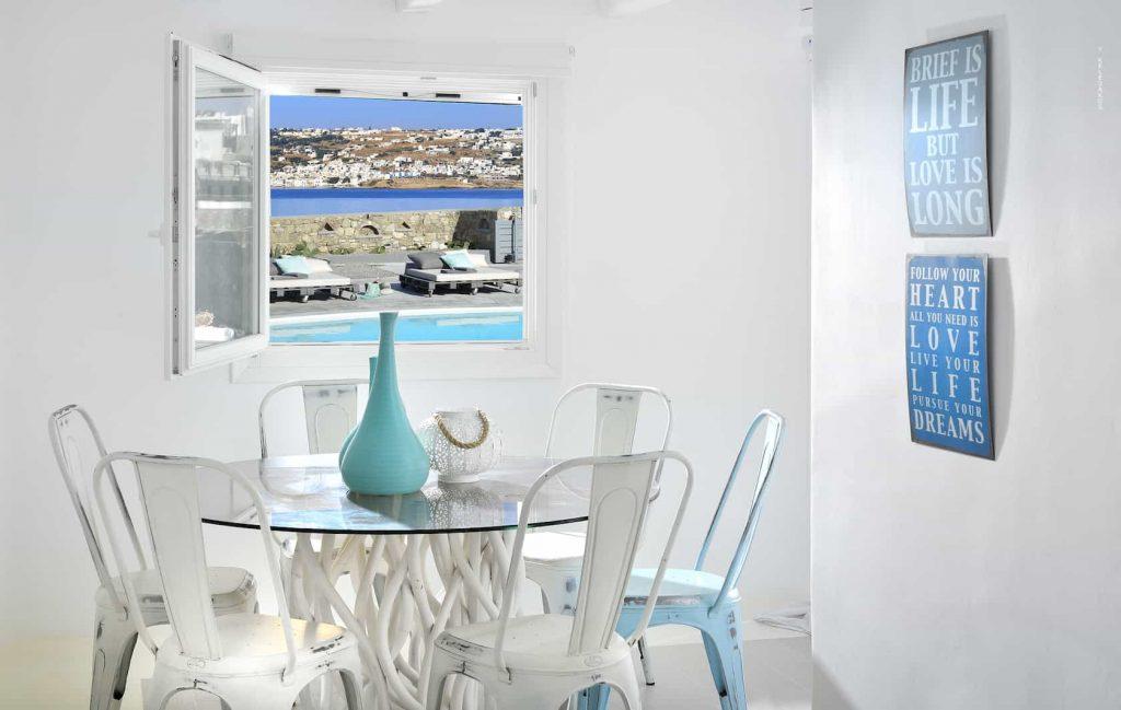 Mykonos luxury villa BlancaDuo12