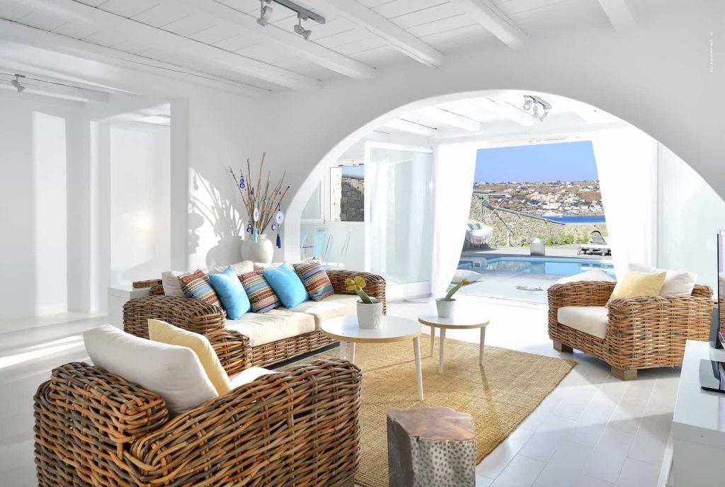 Mykonos luxury villa BlancaDuo13