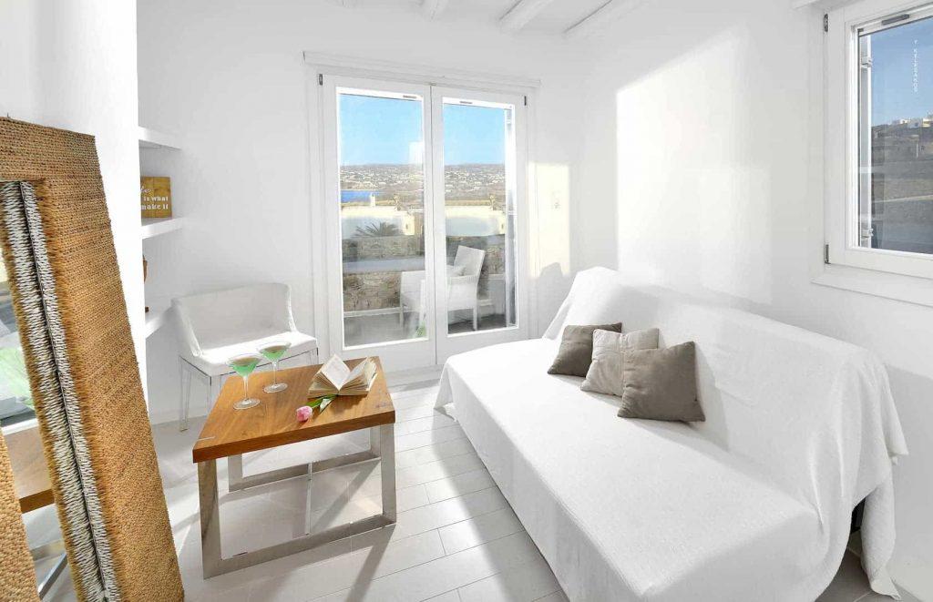 Mykonos luxury villa BlancaDuo24