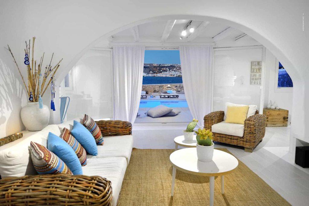 Mykonos luxury villa BlancaDuo31