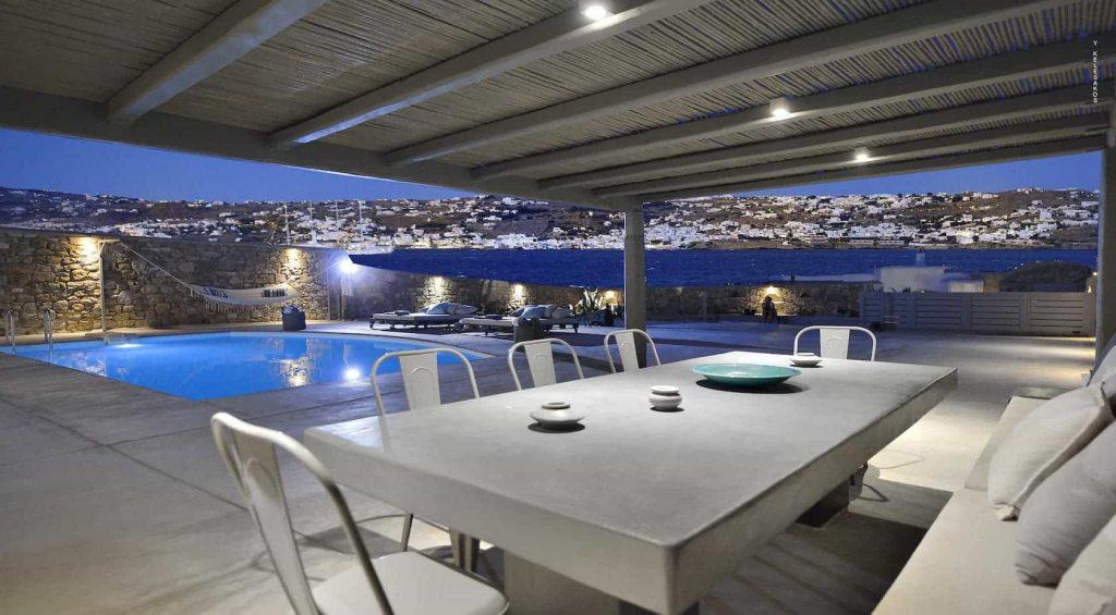 Mykonos luxury villa BlancaDuo33