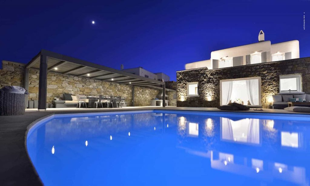 Mykonos luxury villa BlancaDuo34