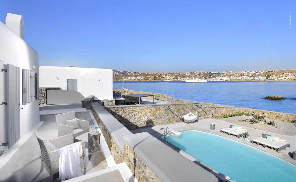 Mykonos luxury villa BlancaDuo43